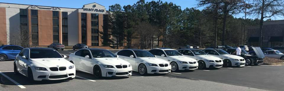 BMW CCA Cars & Coffee