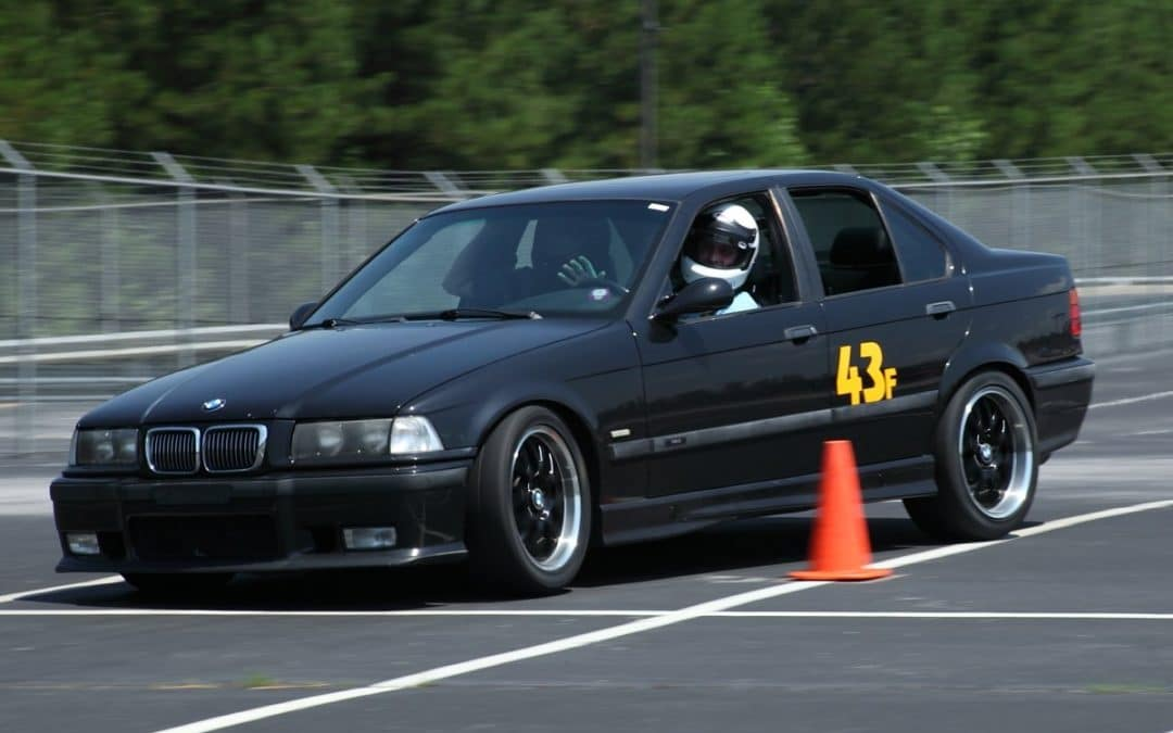 Peachtree BMW CCA Autocross